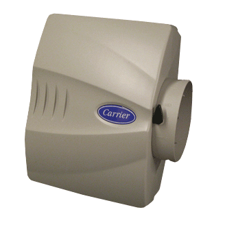 Carrier HUMCCWBP humidifier.